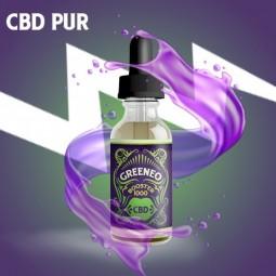 Booster E-liquide CBD GREENEO