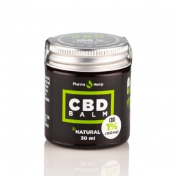 Baume naturel CBD Pharmahemp
