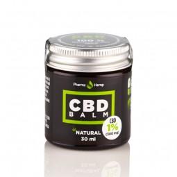 Baume naturel CBD Pharmahemp
