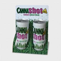 Cannashot energy drink au cannabis