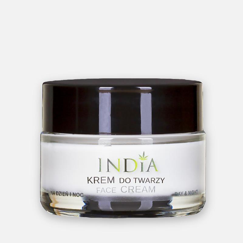 crème visage india
