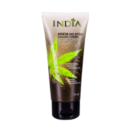 Crème protectrice pieds India