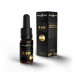 Huile CBD 6 Prémium Black Pharmahemp