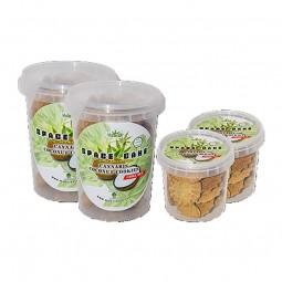 biscuit chanvre noix de coco